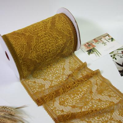 jacquard galloon trim lace