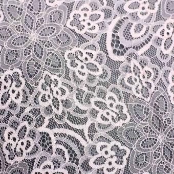 jacquard lace fabric for garment